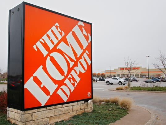 AP Earns Home Depot