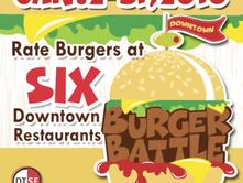 Downtown Burger Battle back for fifth year