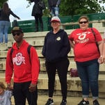 Harbaugh 'suspicious' as OSU fans infiltrate UM practice