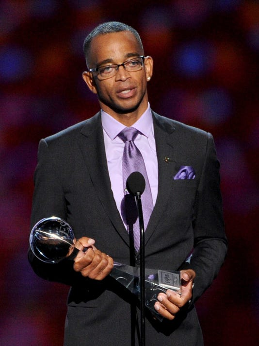 FILE: ESPN Anchor Stuart Scott Has Died At Age 49