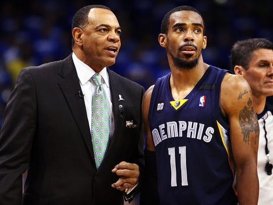 Lionel Hollins compiled a 196-155 record while head coach of the Grizzlies from 2009 to 2013.