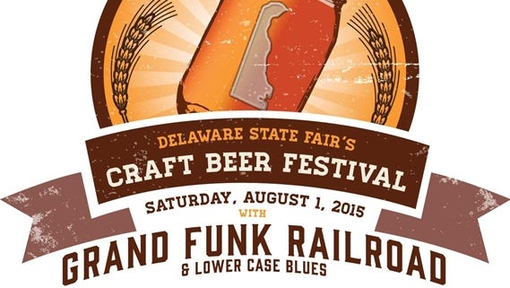 Craft beer festival and Grand Funk Railroad