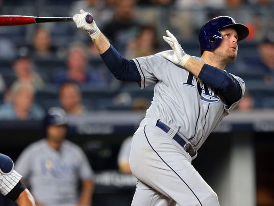 MLB Tampa Bay Rays at New York Yankees (2) (2)