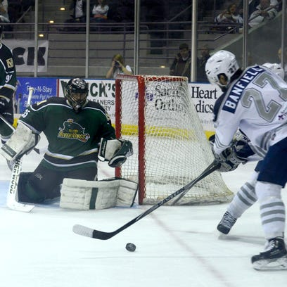 Ice Flyers take on RiverKings in round one of the ¡2015 SPHL President's Cup Playoffs