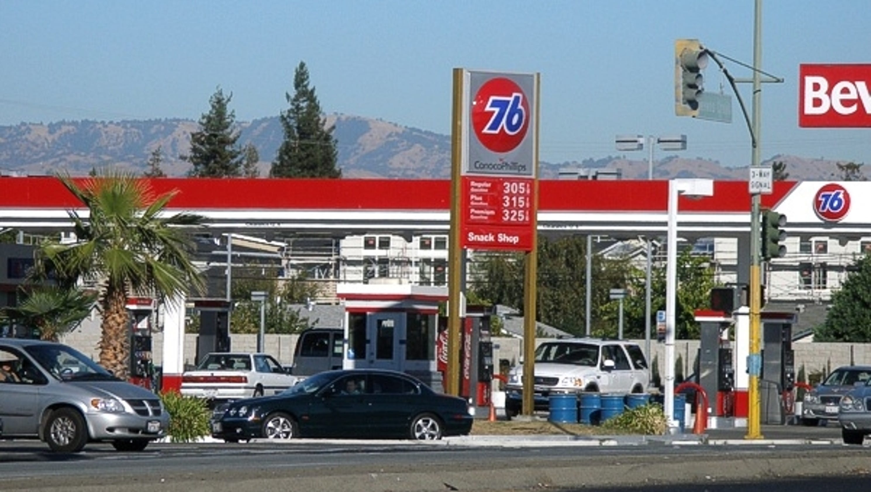 Local Top-Tier Gas Stations
