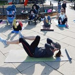5 tips for making time to exercise after baby