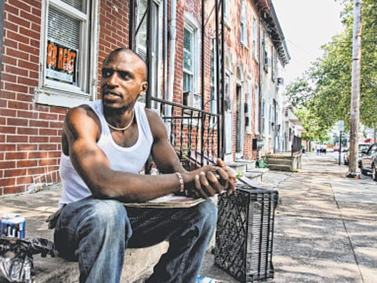 WILMINGTON: Rafu Jahfe, an ex-convict who grew up in