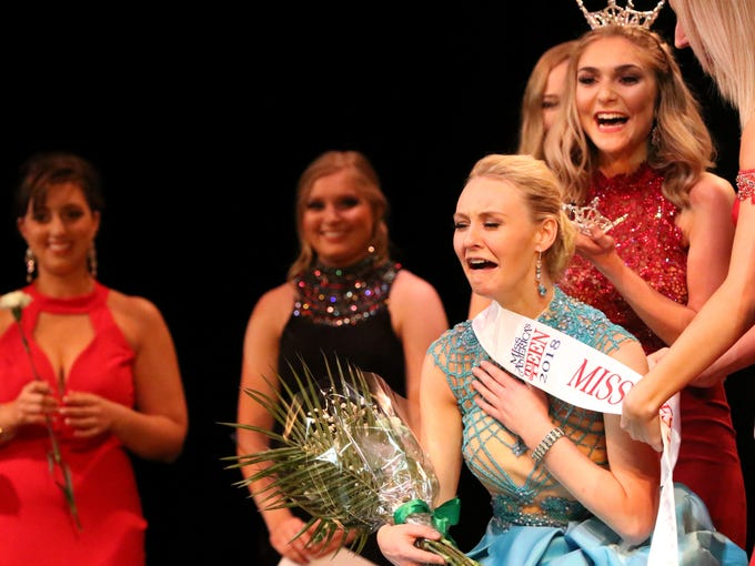 Miss West Allis Outstanding Teen 2017 Taylor Stiff