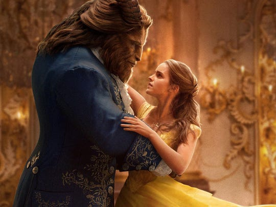 """A special screening of Disney's """"Beauty and the Beast"""""""