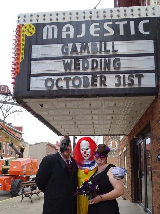 Halloween-Wedding