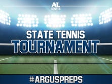 Day 1 ruling leads to controversy in second day of state tennis tournament