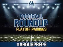 #ArgusPreps football playoffs pairings
