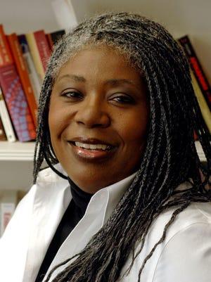 Anthea Butler, associate professor of religious studies and Africana studies at the University of Pennsylvania