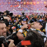 Hungry Packers ready for more confetti
