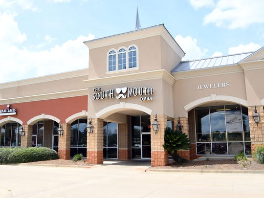 The South Mouth Deli is located at 6555 U S Highway 98, Suite 20, West Hattiesburg.
