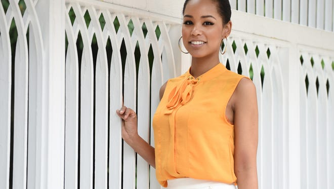 Ariana Miyamoto entered the Miss Universe-Japan beauty contest after a multiracial friend committed suicide. And she endured abuse after winning the crown because of her skin color.