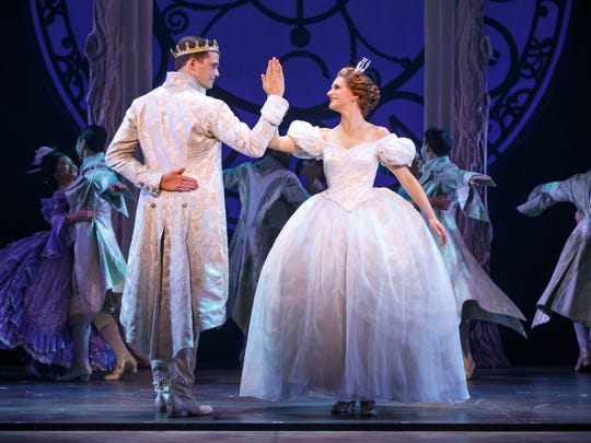 """""""Rodgers & Hammerstein's Cinderella"""" brings the fairy tale to life with two shows March 31 at the Weidner Center."""