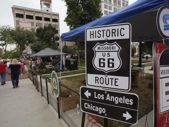 The Birthplace of Route 66 Festival started out small
