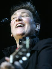 K. D. Lang will be at the Chandler Center for the Arts
