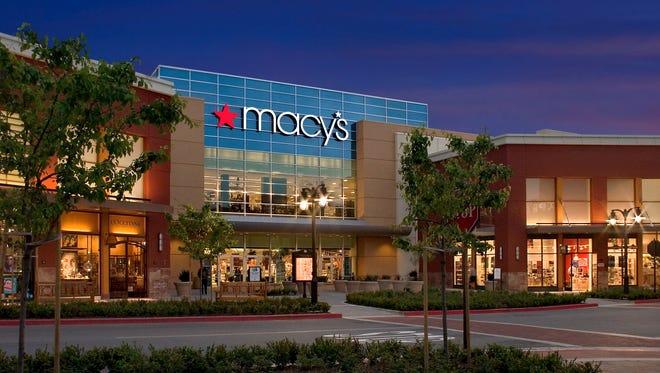 Macy's is based in downtown Cincinnati.