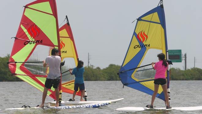 Camp Windspark combines wind surfing with occupational therapy services and good old fashioned summer camp fun for kids on the autism spectrum.