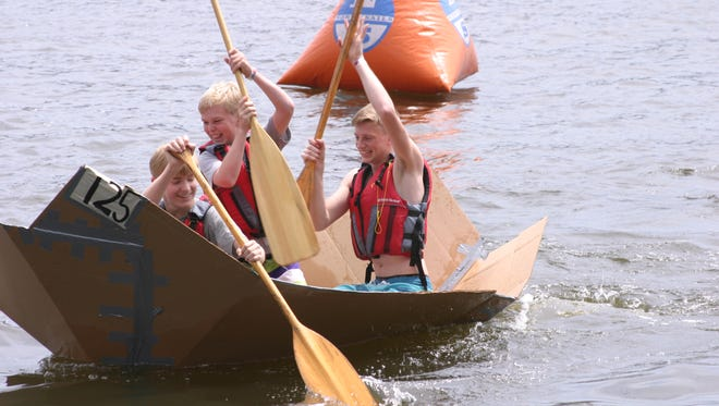 The Sailing Education Association of Sheboygan hosted SEAS Water Sports with Sprecher Restaurant and Pub as the sponsor and partnering with EOS Surf Shop on July 4.
