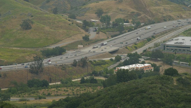 A wildlife crossing has been proposed for Highway 101 near Liberty Canyon.