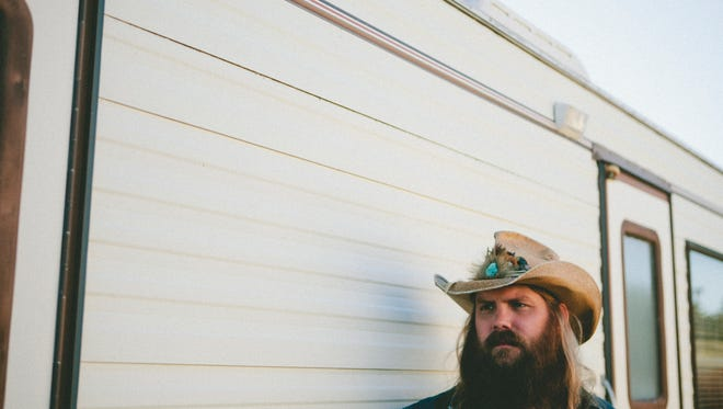 """Chris Stapleton will release his much-anticipated """"From A Room: Volume 1"""" on Friday."""