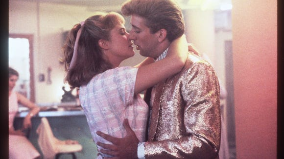 "Actress Kathleen Turner received an Academy Award nomination for Best Actress for her role in Francis Ford Coppola's ""Peggy Sue Got Married."" Turner co-starred alongside Nicolas Cage."