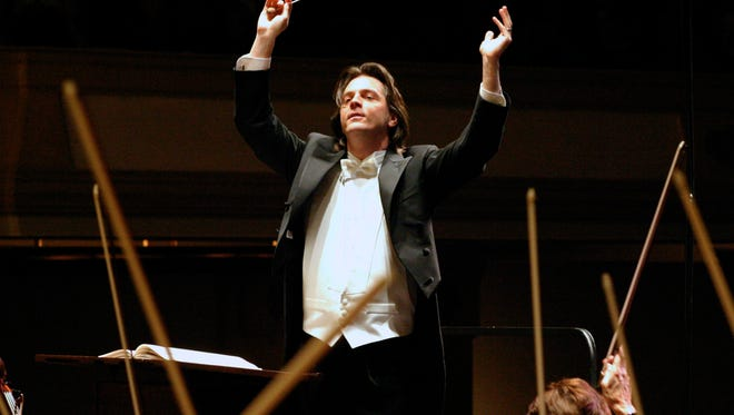 Music director Daniel Meyer's last concert conducting the Asheville Symphony will be New Year's Eve.