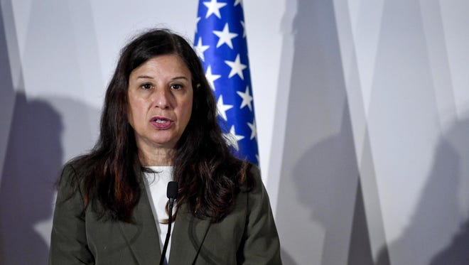 Acting DHS Secretary Elaine Duke