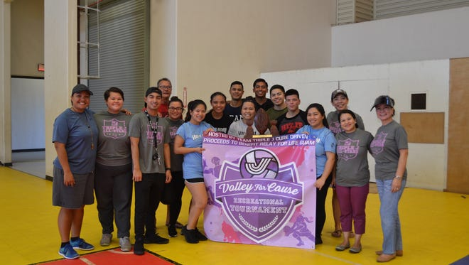 Team DNA Dizzy won first place at the Triple J Volley for A Cause Tournament. It was held between April 21 and  22, 2018.