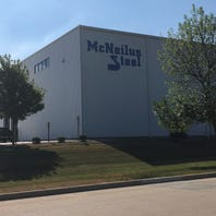 McNeilus Steel reaches 250,000 square feet, adds employees|Streetwise