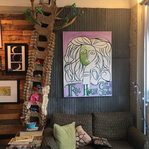 TReehouse Café dishes up food and fun for families in Travelers Rest