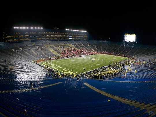 Michigan football canceled its annual spring football game, which is one of the numerous sporting events that have been scratched due to the coronavirus.