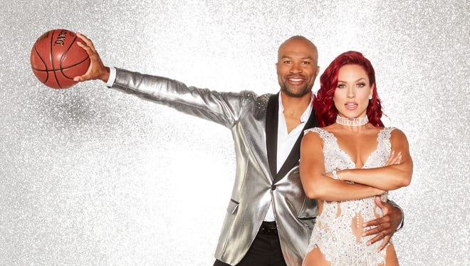 Former NBA player Derek Fisher, partnered with professional dancer Sharna Burgess, competed on Season 25 of 'Dancing with the Stars.'