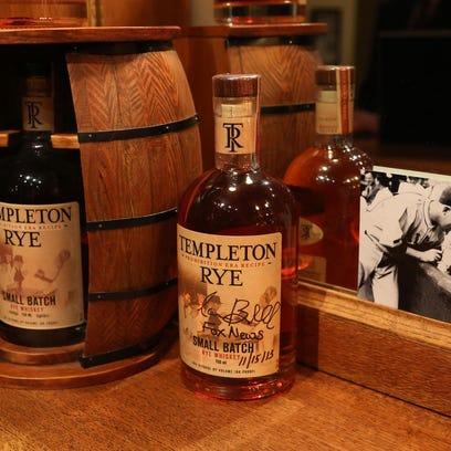 Will Templeton Rye's Iowa move change its taste?