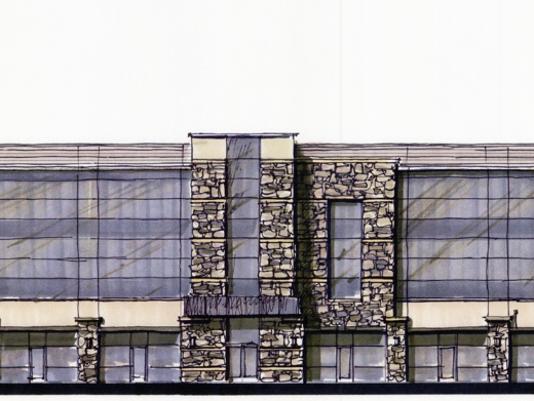 Waterford Rendering