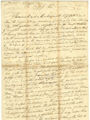 The Thanksgiving proclamation passed by the Continental