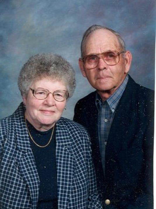 Anniversaries: Vern Staebell & Alice Staebell
