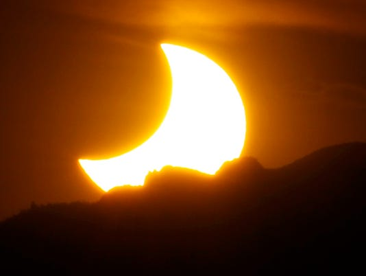 AP ECLIPSE TOURISM MISSOURI A FILE USA CO