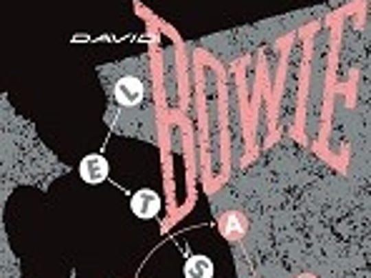 """""""Let's Dance"""" by David Bowie will be available on Record Store Day Saturday, April 21, 2018."""