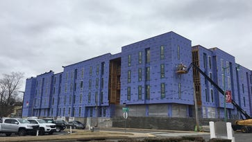 Downtown Clarksville's 608 Main housing could double in size