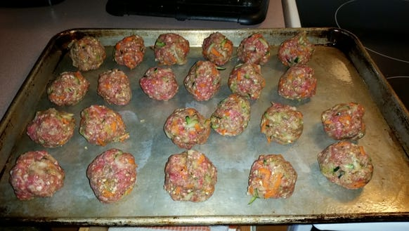 Meatballs made ahead can be a quick and easy solution