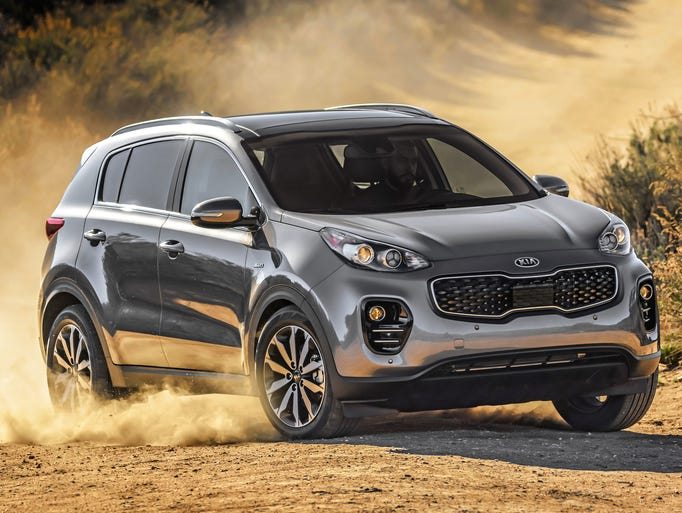 The all-new 2017 Kia Sportage is not a boring SUV,