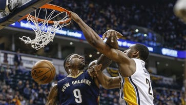 Which Pacers team did you see in Monday's victory?