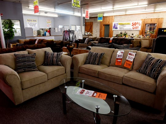 Sun Furniture on Texas Ave. is closing after 68 years.