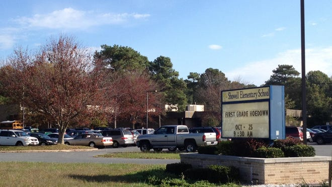 Showell Elementary is one of the four Blue Ribbon schools in Worcester County.