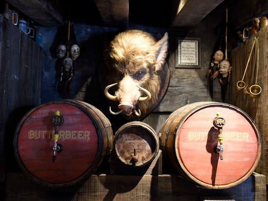 Hogs Head Pub in the Wizarding World of Harry Potter