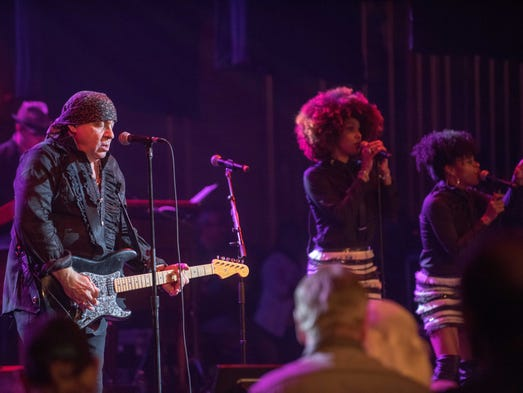 4/23/17  Little Steven and the Disciples of Soul  at